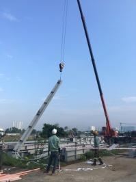 Lắp dựng nhà thép